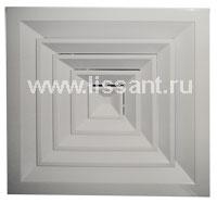 Решетки потолочные прямоугольные ДП
